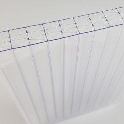 Polikarbonát lemez 16 mm (X struktúra,üregkamrás)