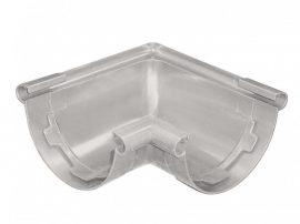 Univerzális sarokidom, 70mm, First müanyag ereszcsatornához
