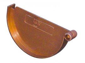 TGS125 - Elemet elzáró idom 4 színben, 120mm