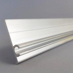 Alumínium fali csatlakozó profil 2-3-4-5-6 m