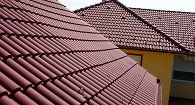 Terran Danubia tető
