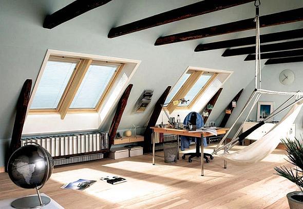 Rooflite tetőablak