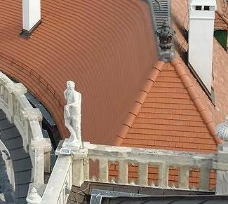 Hódfarkú tetőcserép