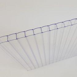 Polikarbonát lemez 10 mm (üregkamrás, UV1)
