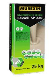 Murexin Lewell SP 220 - Speciál aljzatkiegyenlítő, 25kg