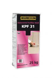 Murexin KPF31 Profiflex fehér ragasztóhabarcs C2TE, 25kg