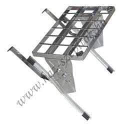 Tetőjárda készlet 40x27cm, horganyzott, cseréphez