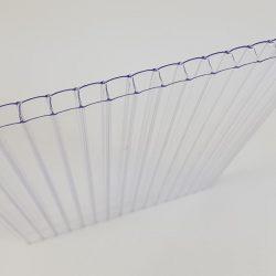 Polikarbonát lemez 4 mm (üregkamrás, UV1)