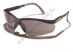 Védőszemüveg füstszínű - ZEKLER EN166 - UV szűrős