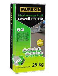 Murexin Lewell PR 110 - Profi aljzatkiegyenlítő, 25kg