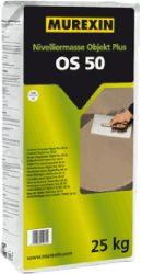 Murexin OS 50 - Objekt plus önterülő aljzatkiegyenlítő, 25kg