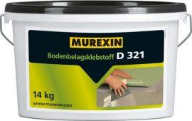 Murexin D321 padlóburkolat ragasztó, 14kg