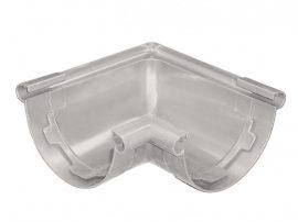 Balos sarokidom, 70mm, First müanyag ereszcsatornához