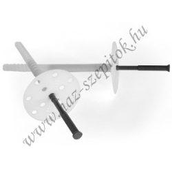 Műanyag dűbel műanyag beütőszöggel LTX 10x140mm