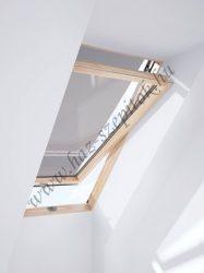 Rooflite Külső Hővédő árnyékoló Roló MxA4260 78x98cm, fekete