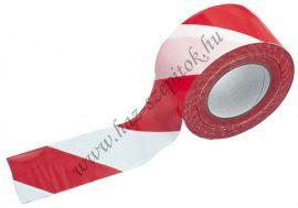Jelölőszalag polipropilénből 100m és 250m /67mm, piros KAUFMANN