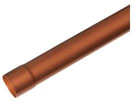 TD82 - Tokos eresz lefolyócső 8 színben, 80mm