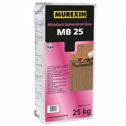Murexin MB25 középágyazású ragasztóhabarcs C2TE, 25kg