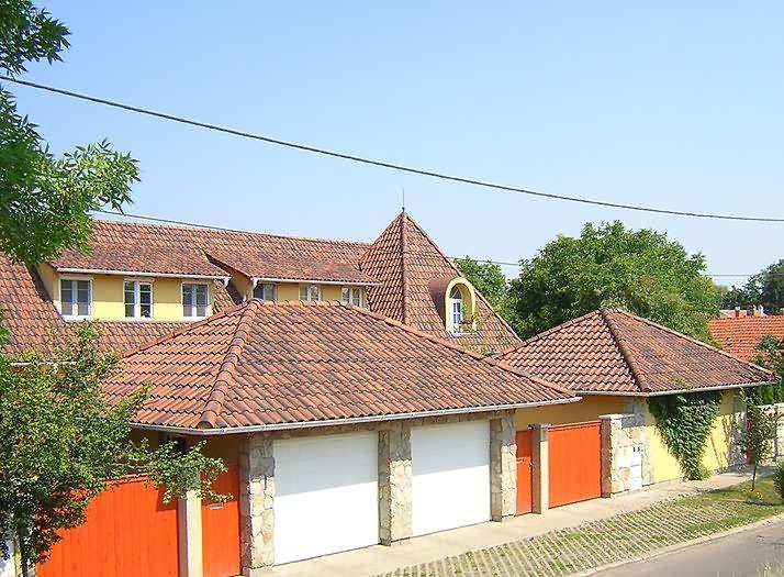 Tondach tetőcserép